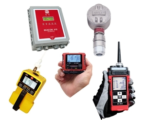 Picture for category Gas Detection