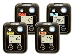 Picture for category Single Gas Monitors