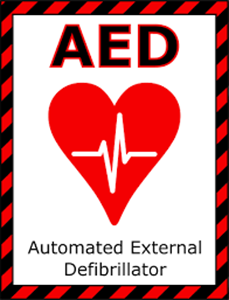 Picture for category Automatic External Defibrillators (AED)