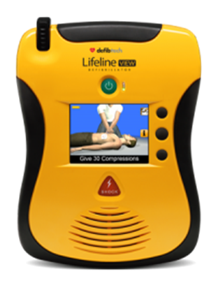 Picture of Lifeline View AED