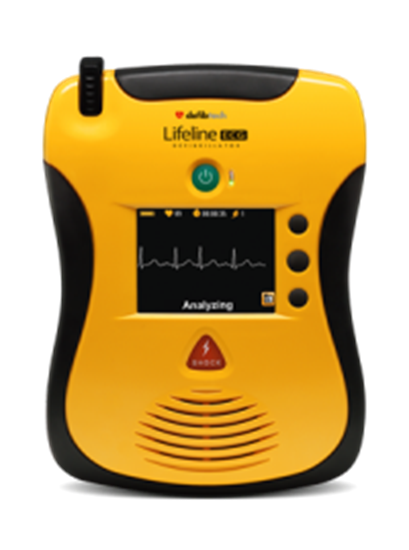 Picture of Lifeline ECG AED